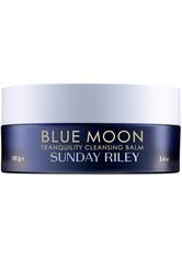 SUNDAY RILEY - Sunday Riley - Blue Moon Tranquility Cleansing Balm - Reinigungsbalsam - Makeup Entferner