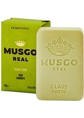 Claus Porto Stückseife Classic Scent Men's Body Soap Seife 160.0 g