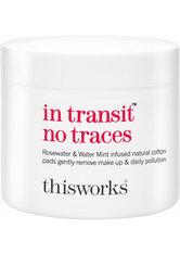 This Works In Transit keine Spuren - 60 Pads Reinigungspads 60.0 pieces