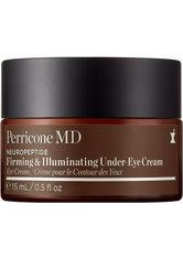 PERRICONE MD - Perricone MD Neuropeptide Neuropeptide Firming & Illuminating Under-Eye Cream Augenpflegekonzentrat 15.0 ml - Augencreme