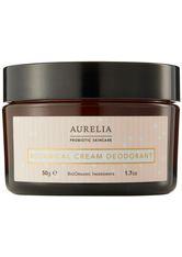 Aurelia Körperpflege Botanical Cream Deodorant Deodorant Creme 50.0 g