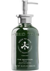 Seed to Skin - The Devotion Vetiver  - Körperlotion