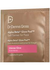 Dr Dennis Gross Skincare Pflege Glow + Tan Alpha Beta Glow Pad Intense Face 20 Stk.