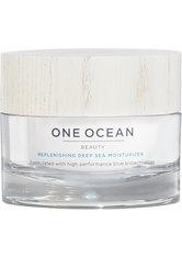 ONE OCEAN BEAUTY - One Ocean Beauty - Replenishing Deep Sea Moisturizer - Tagespflege - Tagespflege