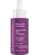 Paula's Choice - Clinical Niacinamide 20% Treatment - Klärendes Serum