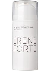 Irene Forte - SPF 30 Sun Cream UVA+UVB - Sonnencreme