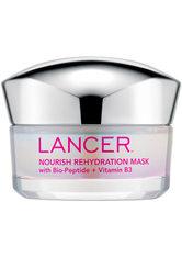 Lancer Skin Care Nourish Rehydration Mask Maske 50.0 ml