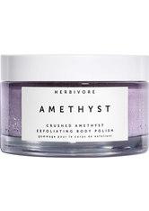 Herbivore Produkte Amethyst Gemstone Body Scrub Körperpeeling 200.0 g
