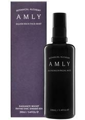 AMLY BOTANICALS - Amly Botanicals Produkte Amly Botanicals Produkte Radiance Boost Silver Rich Face Mist Gesichtsspray 100.0 ml - Gesichtswasser & Gesichtsspray