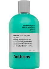 Anthony Produkte Invigorating Rush Hair & Body Wash Haarshampoo 355.0 ml