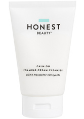 HONEST BEAUTY - Honest Beauty - Calm On Foaming Cream Cleanser - Reinigungscreme - Cleansing