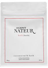 AGENT NATEUR - Agent Nateur - Holi(bath) Soak, 250 G – Badesalz - one size - Duschen & Baden