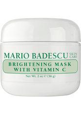 Mario Badescu - Brightening Mask with Vitamin C - Glow Maske
