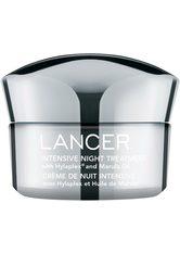 LANCER - Lancer - Intensive Night Treatment, 50 Ml – Kur - one size - Tagespflege