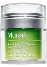 MURAD Resurgence Resurgence Retinol Youth Renewal Night Cream Gesichtspflege 50.0 ml
