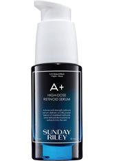 SUNDAY RILEY - Sunday Riley - A+ High-Dose Retinoid Serum - Anti-Aging Gesichtsserum - Serum