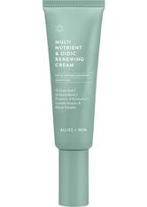 ALLIES OF SKIN - Allies Of Skin - Multi Nutrient & Dioic Renewing Cream  - Tagespflege & Nachtpflege - Tagespflege