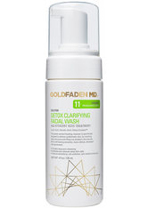 Goldfaden MD - Detox Clarifying Facial Wash - AHA Nutrient Rich Treatment - Reinigungsschaum