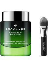Orveda - Visibly Brightening & Skin Perfecting Masque - Anti-Pickel-Maske
