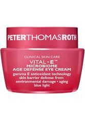 Peter Thomas Roth - VITAL-E Microbiome Age Defense Eye Cream - Augenpflege