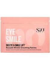 SIO BEAUTY - Sio Beauty Produkte Sio Beauty Produkte SiO Eye & Smile Lift Augenpflegemaske 4.0 pieces - Augenmasken