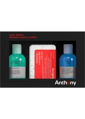 Anthony Produkte Anthony Body Basics Kit Körperpflegeset 1.0 pieces