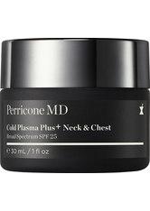 Perricone MD Essential Fx Acyl-Glutathione Cold Plasma+ Neck & Chest Körpercreme  30 ml