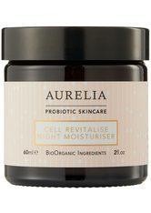 AURELIA PROBIOTIC SKINCARE - Aurelia Probiotic Skincare - + Net Sustain Cell Revitalize Night Moisturizer, 60 Ml – Nachtpflege - one size - Nachtpflege