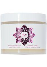 Ren Clean Skincare Produkte Moroccan Rose  Sugar Body Polish Körperpeeling 330.0 ml