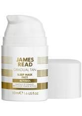James Read Produkte Sleep Mask Tan Face Retinol Selbstbräuner 50.0 ml