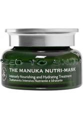 Seed to Skin - The Manuka Nutri-Mask - Anti-Aging-Maske