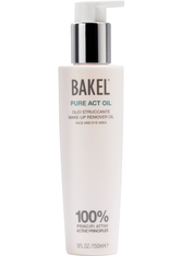 Bakel - Pure Act Oil Gentle Make-Up Remover Oil - Reinigungsöl