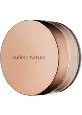 NUDE BY NATURE - Nude by Nature Radiant Loose Powder Foundation Mineral Make-up  10 g Nr. W8 - Classic Tan - Foundation