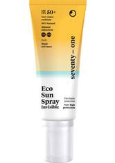 SeventyOne Percent - Eco Sun Spray Invisible - Sonnenspray