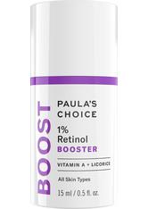 Paula's Choice - 1% Retinol Booster, 15 Ml – Serum - one size
