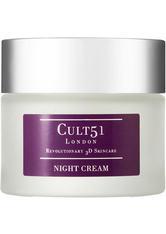 Cult51 Produkte Night Cream Nachtcreme 50.0 ml