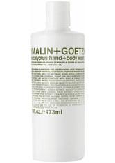 Malin + Goetz - Eucalyptus Hand + Body Wash - Duschgel & Seife