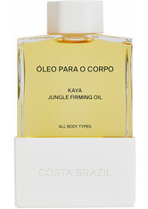 COSTA BRAZIL - Costa Brazil - Oleo Para O Corpo - Kaya Jungle Firming Oil - Körperöl - Körpercreme & Öle