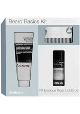 Anthony Produkte Beard Basics Kit Rasierset 1.0 pieces