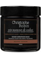 Christophe Robin - Shade Variation Care – Ash Brown, 250 Ml – Maske Für Brünettes Haar - one size