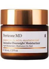PERRICONE MD - Perricone MD Essential FX Acyl-Glutathione Perricone MD Essential FX Acyl-Glutathione Intensive Overnight Moisturiser Gesichtscreme 59.0 ml - Nachtpflege
