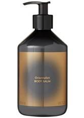 TOM DIXON - Tom Dixon - Orientalist Body Balm, 500 Ml – Körperbalsam - one size - Körpercreme & Öle