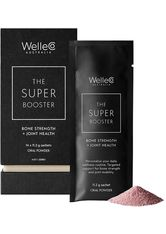 WELLECO - WelleCo - Super Booster Bone Strength + Joint Health - Nahrungsergänzung - Wohlbefinden
