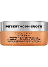 Peter Thomas Roth - Potent C - Power Brightening Hydra-Gel eye Patches  - Augenpflegemaske