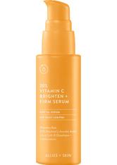 Allies Of Skin - 20% Vitamin C Brighten + Firm Serum - Vitamin C-Serum