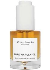 AFRICAN BOTANICS - African Botanics - Pure Marula Oil - Gesichtsöl - Gesichtsöl