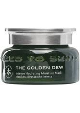 Seed to Skin - The Golden Dew - Feuchtigkeitsmaske