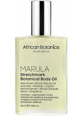 AFRICAN BOTANICS - African Botanics - Stretchmark Botanical Body Oil, 100 Ml – Körperöl - one size - Körpercreme & Öle