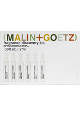 Malin + Goetz - Fragrance Discovery Kit - Eau de Parfum
