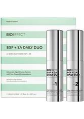 BIOEFFECT - Bioeffect Seren & Kuren EGF + 2A Daily Duo 30 ml - Tagespflege